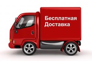 Акция! Бесплатная доставка по России.